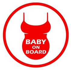 auto matrica - BABY ON BOARD